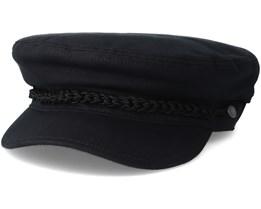 The Puget Black Flatcap - Coal
