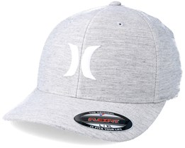 One and Textures Grey Flexfit - Hurley
