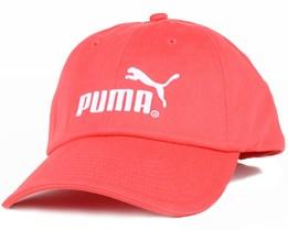 No1 Logo Pink/White Adjustable - Puma