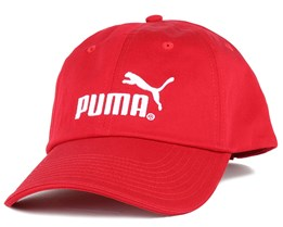 No1 Logo Red/White Adjustable - Puma