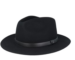 Messer Black Fedora - Brixton
