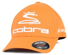 Pro Tour Orange Flexfit - Cobra