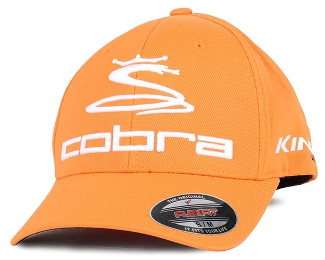 Pro Tour Orange Flexfit - Cobra
