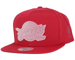 Cleveland Cavaliers Warm Up Burgundy Snapback - Mitchell & Ness