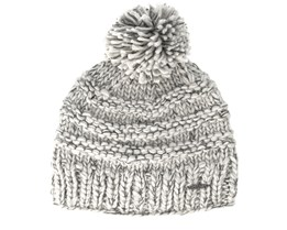 Jasmin Heather Grey Beanie - Barts