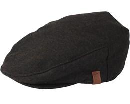 Dayton Brown Flat Cap - Barts
