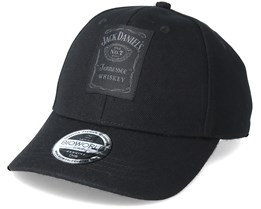 Jack Daniel´s Bottle Logo Black Adjustable - Bioworld