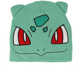 Bulbassaur Pokémon Mint Beanie - Bioworld