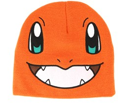 Charmander Pokémon Orange Beanie - Bioworld