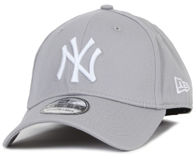 NY Yankees 39thirty Grey - New Era