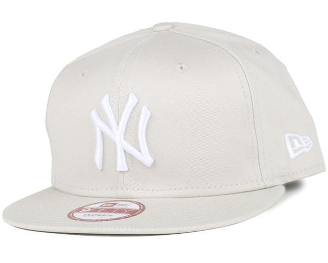 NY Yankees League Basic Stone 9Fifty Snapback - New Era