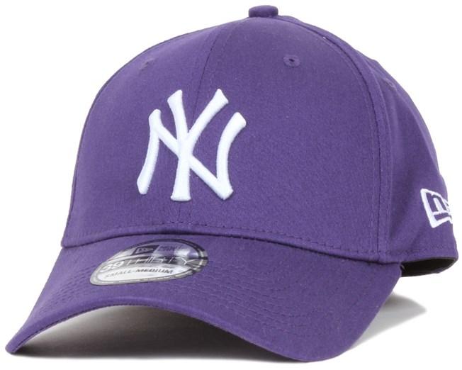 New York Yankees Purple 39thirty - New Era