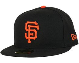 San Francisco Giants Team Structured Game 59Fifty - New Era