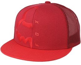 Kids Eyecon Box Cranberry Snapback - Fox