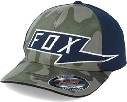 Youth Amp Camo Flexfit - Fox