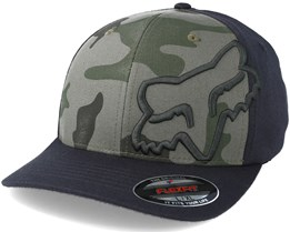 Forty Fiver Camo Flexfit - Fox