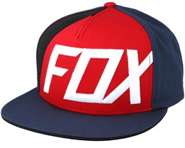 Inverter Midnight Snapback - Fox