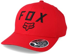 Legacy Moth 110 Red Snapback - Fox