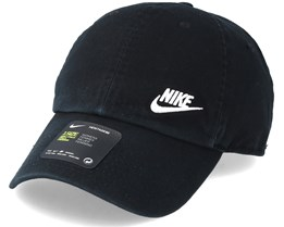 Heritage 86 Black/White Adjustable - Nike
