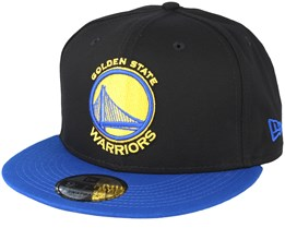 Golden State Warriors Base 9Fifty Black Snapback - New Era