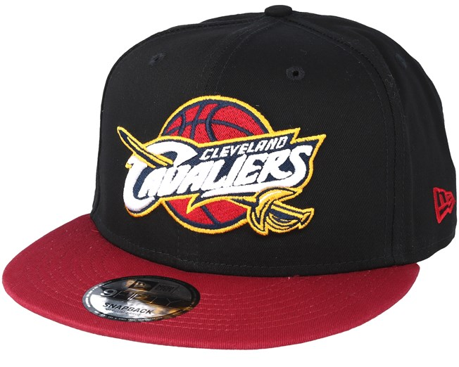 Cleveland Cavaliers Base 9Fifty Black Snapback - New Era caps ... ca55c13d8c38