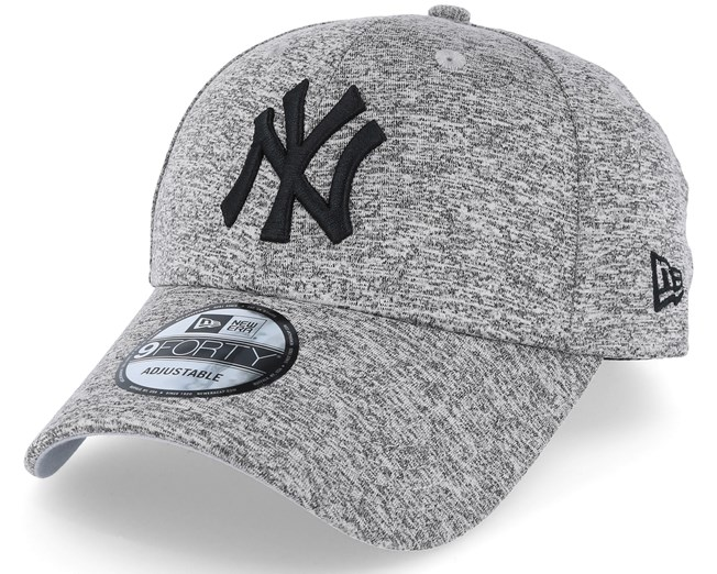 9Forty NY Adjustable Cap in Grey - Grey New Era BfSPQRF