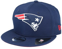 New England Patriots Team Classic Jr Navy Snapback - New Era