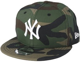 New York Yankees League Essential 9Fifty Camo Snapback - New Era