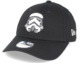 Star Wars Ess 940 Jr Stormtrooper Black Adjustable - New Era