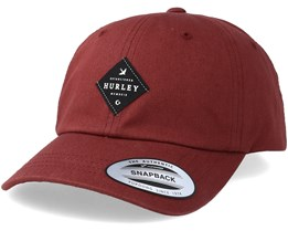 M San Pedro Dad Cap Brown Adjustable - Hurley