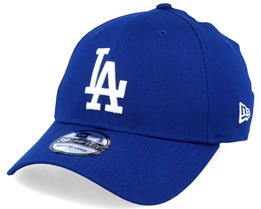 Los Angeles Dodgers League Essential 39Thirty Blue Flexfit - New Era