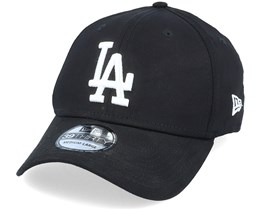 Los Angeles Dodgers League Essential 39Thirty Black/White Flexfit - New Era
