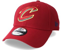 Cleveland Cavaliers The League Red Adjustable - New Era