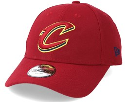 Cleveland Cavaliers Jr The League Red Adjustable - New Era