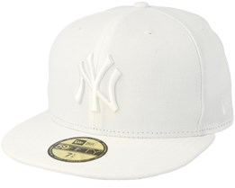 New York Yankees Optic White Fitted - New Era
