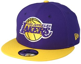 Los Angeles Lakers 9Fifty Purple Snapback - New Era