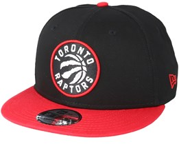 Toronto Raptors 9Fifty Black Snapback - New Era