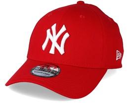 NY Yankees 39thirty Scarlet - New Era