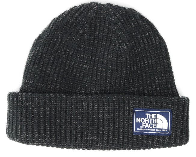 Salty Dog Black Beanie - The North Face - bonnet   Hatstore.fr 97696fca508
