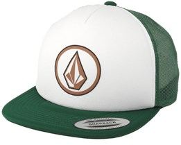 Full Frontal Chees White Trucker - Volcom