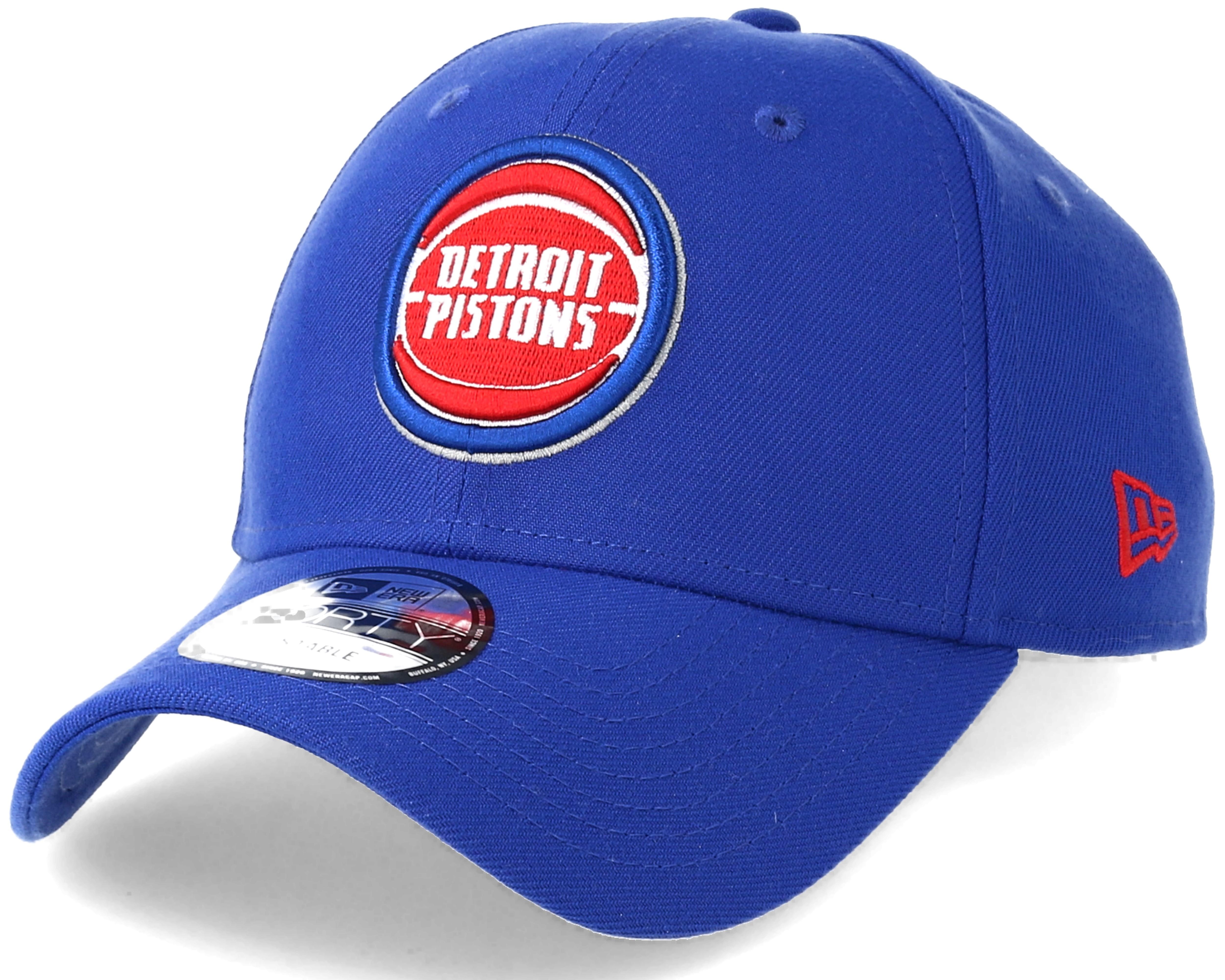hot sale online dca4d fb5da Detroit Pistons The League 9Fifty Blue Adjustable - New Era