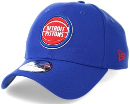 Detroit Pistons The League 9Fifty Blue Adjustable - New Era