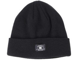 Portspy Black Beanie - New Era