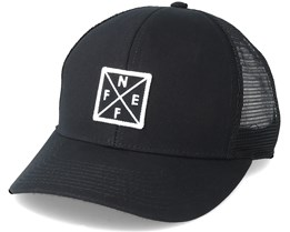 Coolman Trucker Black Adjustable - Neff