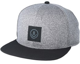 Neezus Grey/Black Snapback - Neff