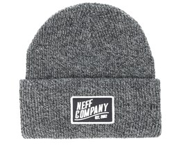 Station Black/Grey Beanie - Neff