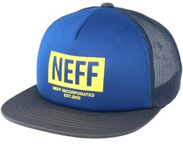 Corpo Navy/Black Trucker - Neff