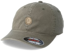 Daily Stretch Fitted Olive Flexfit - Neff