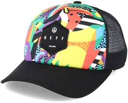 Hot Tub Tropical Jungle Trucker - Neff