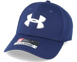Blitzing II Midnight Navy Flexfit - Under Armour